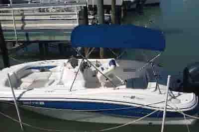 Speedboat Tarpon Springs FL