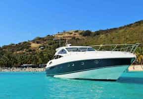 Large Boat British Virgin Islands