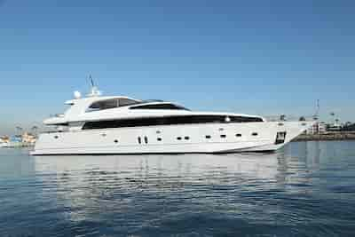 Super Yacht Marina del Rey