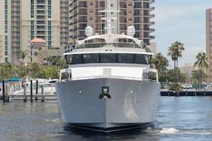 Super yacht west palm beach