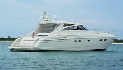 Small Yacht Newport Beach