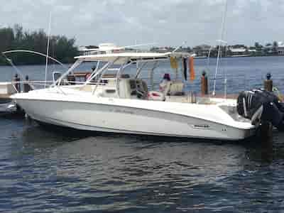 Boat for Fishing West Palm Beach
