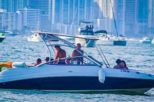 Vessel in Miami
