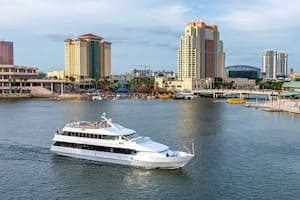 Yacht for parties Florida