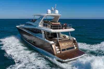 Private Mega Yacht Jupiter
