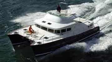 Catamaran Saint Tropez 1