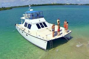 Catamaran North Miami beach