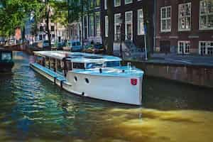 Cheap Boat Amsterdam