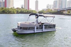 Double Decker Pontoon Boat Florida