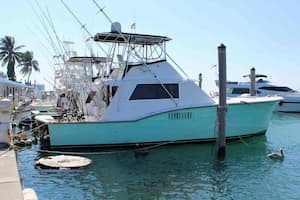 Fishing Yacht Fort Lauderdale