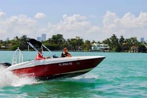 Fishing Boat Miami Beach