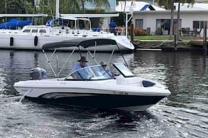 Fishing Boat Fort Lauderdale