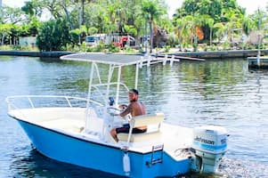 Fishing Boat Fort Lauderdale 2