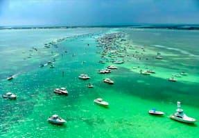 rent a boat in Islamorada