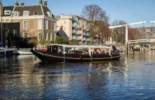 Motor Vessel Amsterdam