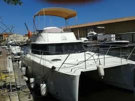 Catamaran Boat Saint Tropez