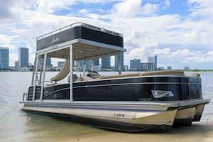 Boat in Miami