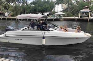 Romantic Getaway on Boat Miami Beach