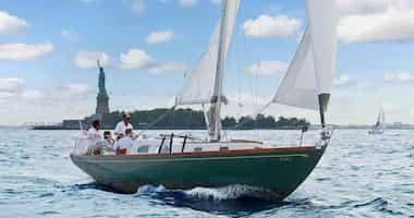 Sailing Boat New Jersey