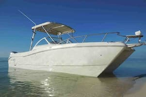 Power boat Key West
